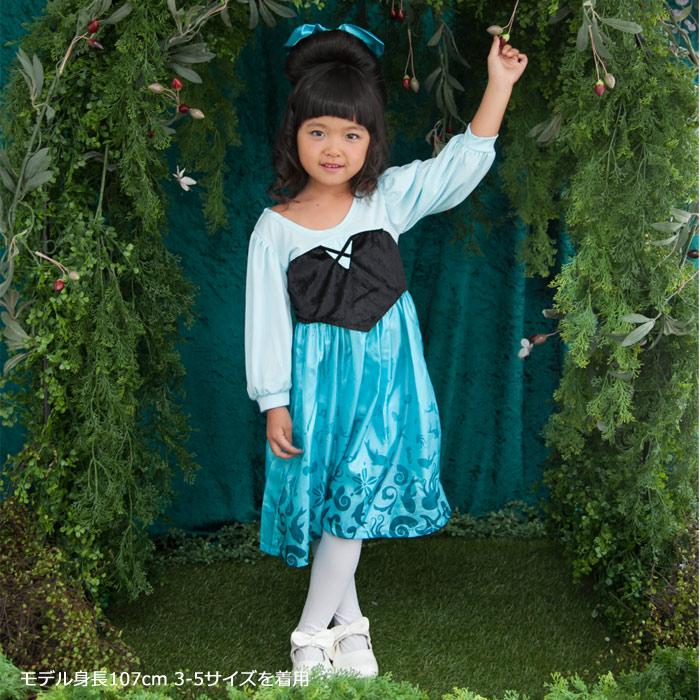 a199243216d84 <リトルマーメイド ワンピースドレス>∥子供用プリンセスドレス・ディズニーコスチューム販売店 リトルプリンセスルーム