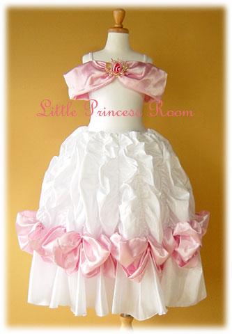 ハロウィン・フォーマルに♪子供用プリンセスドレス<シャルロット>