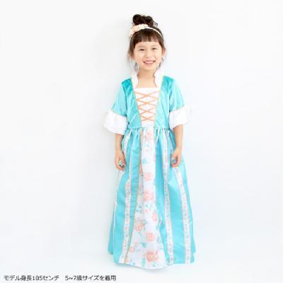 57ef3d7b6eedd  子供用プリンセスドレス 絵本の中から抜け出したようなプリンセスのドレス☆西洋のお姫様ドレス テーマパーク ハロウィン パーティー